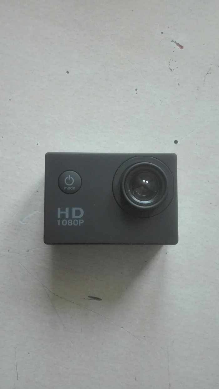 Action camera 1080p SD έως 64GB USB Θύρα Θήκη αδιαβροχη σε Επαρχία Καινούργιου