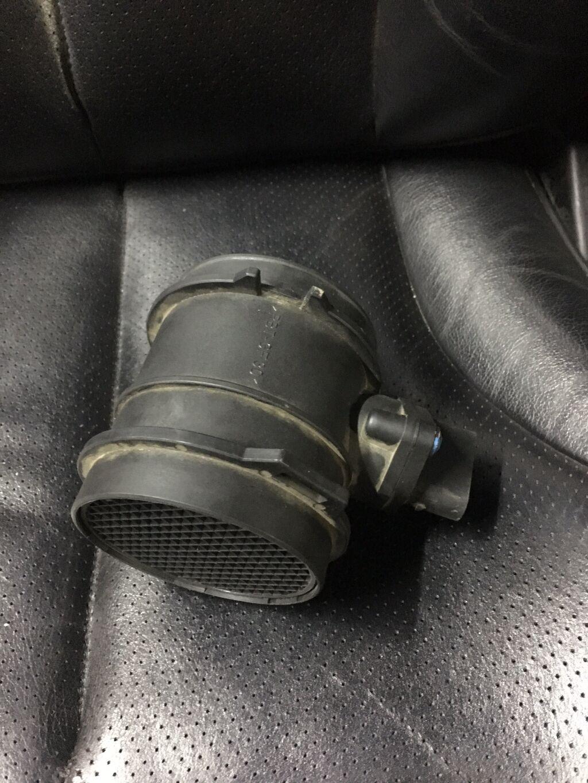 Расходомер на m113 Mercedes w210 w220