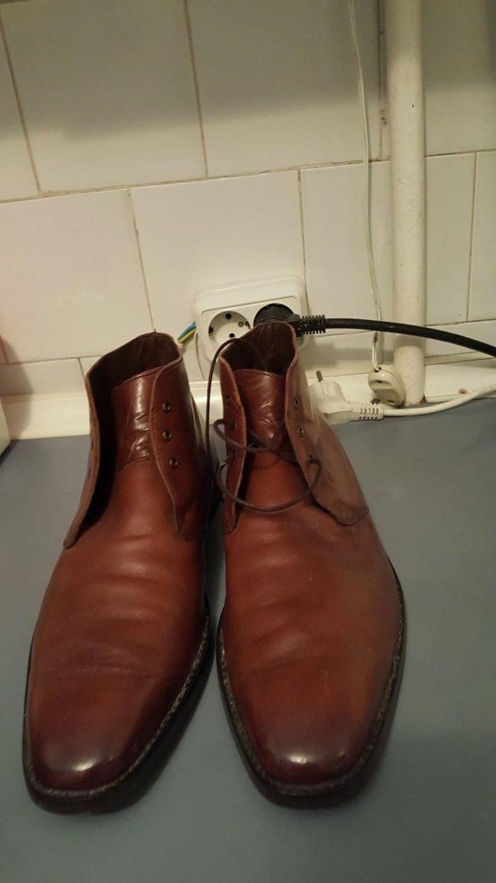 """Ботинки  мужские деми 44 размер, очень качественный немецкий бренд """"Ro в Бишкек"""