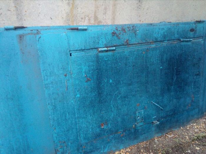 Продаю  гаражные ворота СССР. Photo 2