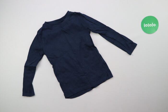 Дитячий лонгслів Miniboys 1982, зріст 104 см    Довжина: 44 см Ширина: Дитячий лонгслів Miniboys 1982, зріст 104 см    Довжина: 44 см Ширина