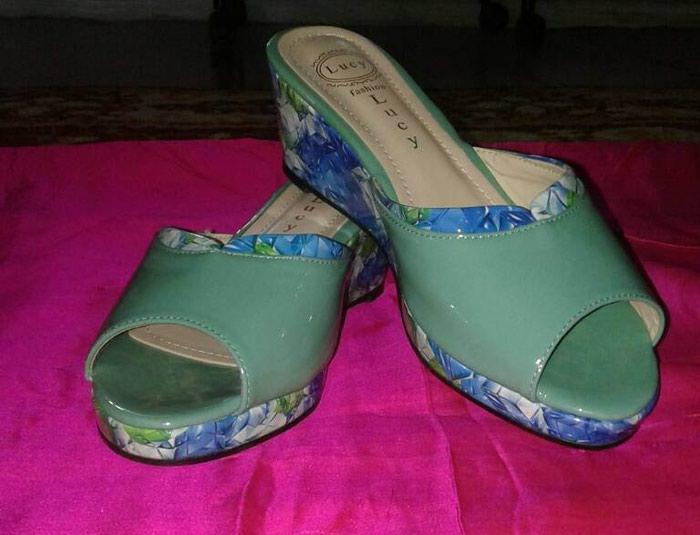 Женская летняя обувь сабо. размеры 38, 39, 40. новые. Photo 1