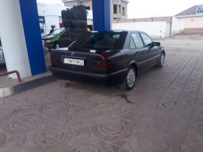 Mercedes-Benz C 180 1997. Photo 1