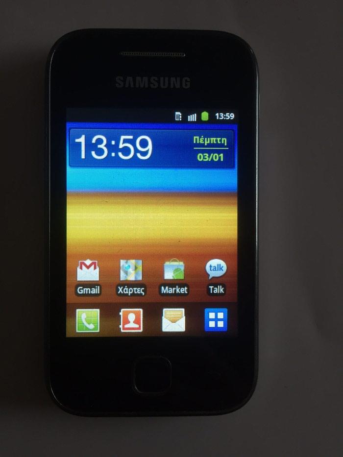 Samsung galaxy Y- λειτουργεί κανονικά . Photo 1