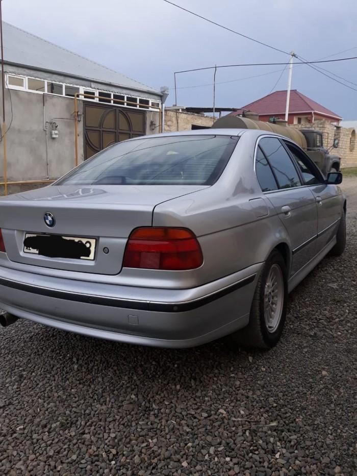 BMW 523 1997. Photo 0