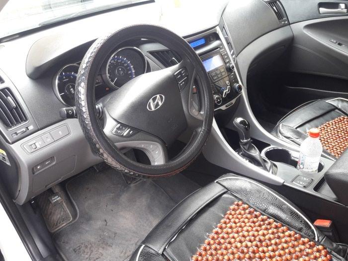 Hyundai Sonata 2013. Photo 1