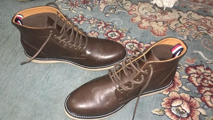 Мужские ботинки от Tommy Hilfiger это 4d2bd7b9d32fa