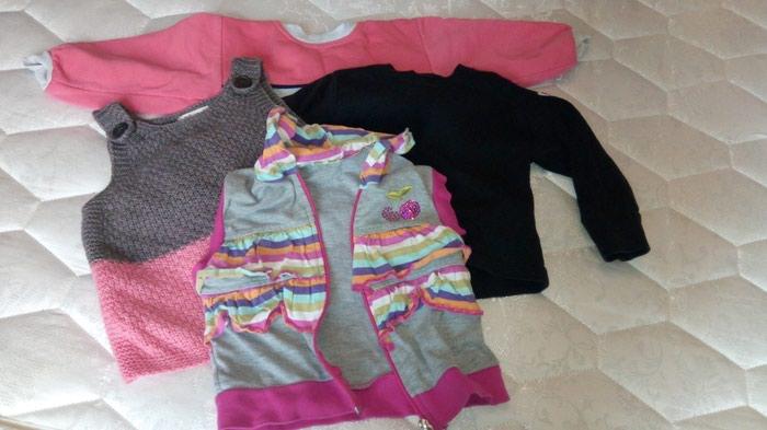 Paltarlar komplekt satilir (yeni deyil) 2-3 yaş. Photo 1
