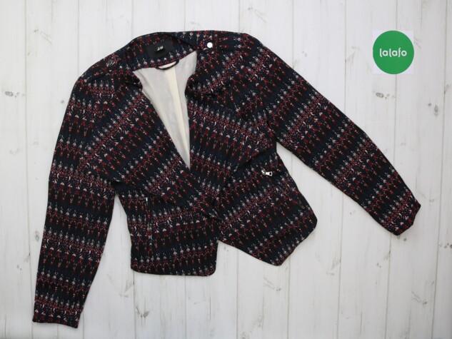 Костюмы в Киев: Стильный женский пиджак H&M,р