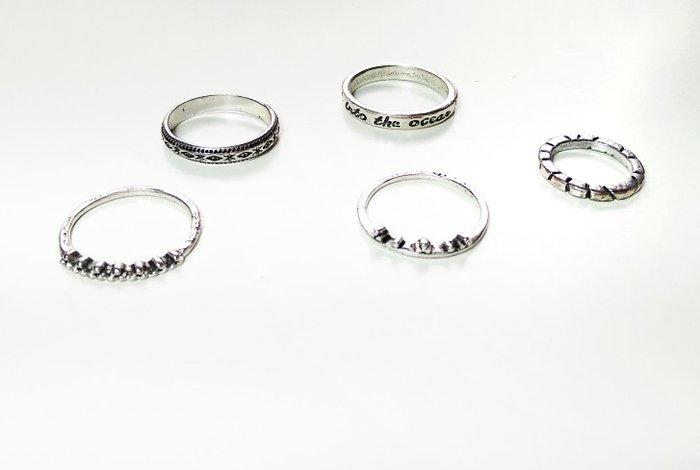 5 δαχτυλίδια για κάθε στυλ. Photo 0
