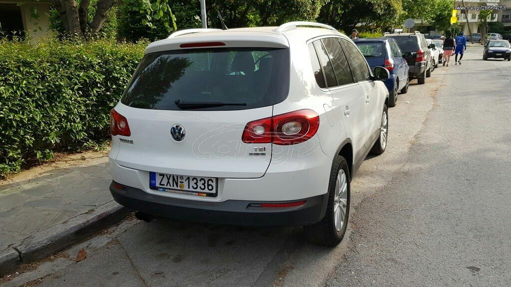 Volkswagen Tiguan 1.4 l. 2011 | 145000 km