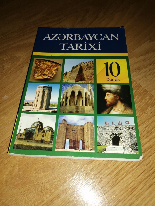 10 cu sinif Azərbaycan Tarixi: 10 cu sinif Azərbaycan Tarixi