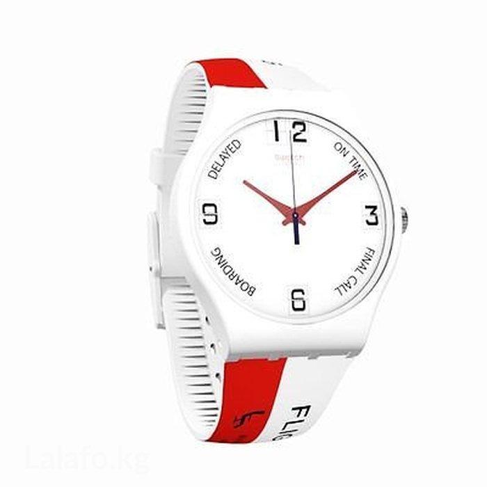 продаю часы swatch. новый в упаковке с документами. покупали в Цюрихе  в Лебединовка