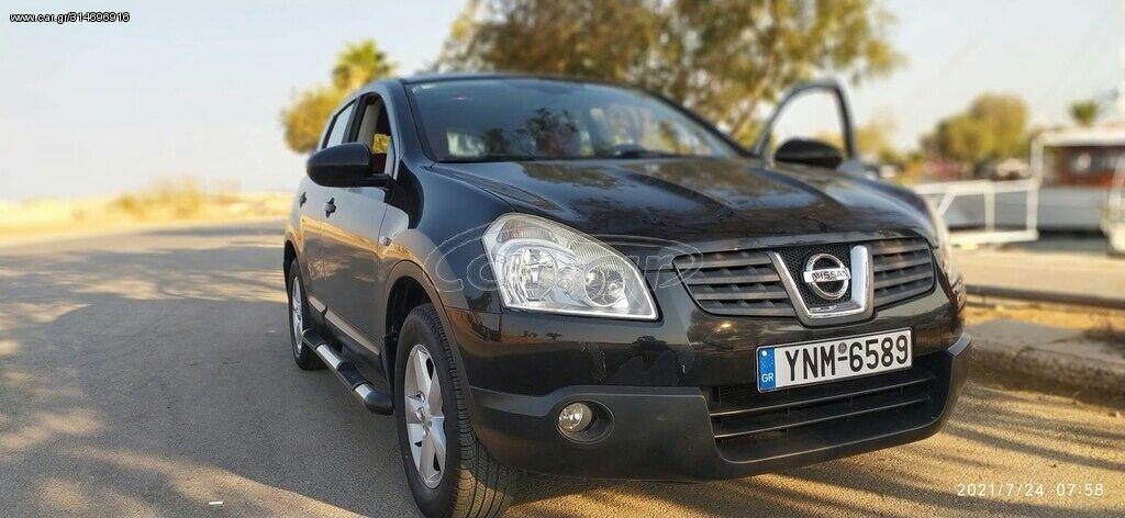 Nissan Qashqai 1.6 l. 2008 | 109000 km | η αγγελία δημοσιεύτηκε 25 Ιούλιος 2021 10:21:58 | NISSAN: Nissan Qashqai 1.6 l. 2008 | 109000 km