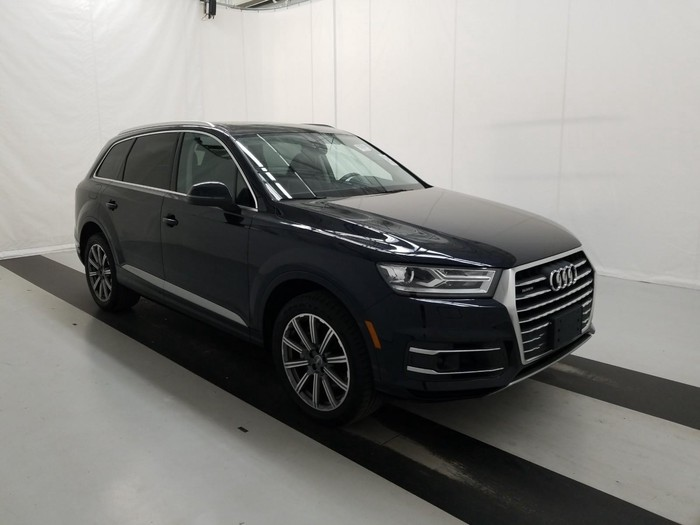 Audi Q7 2017. Photo 2