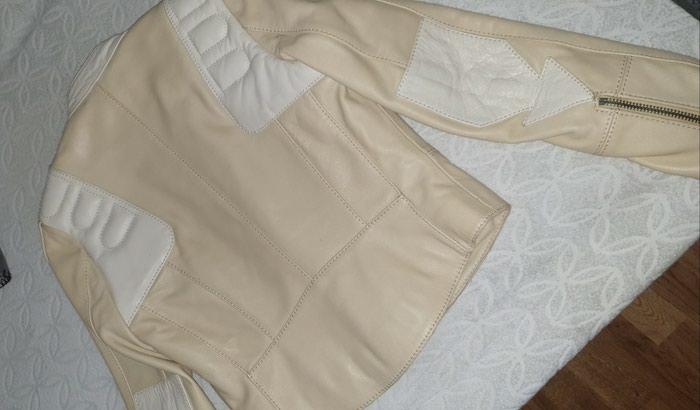 Zenska jakna,prirodna koza S. Photo 1