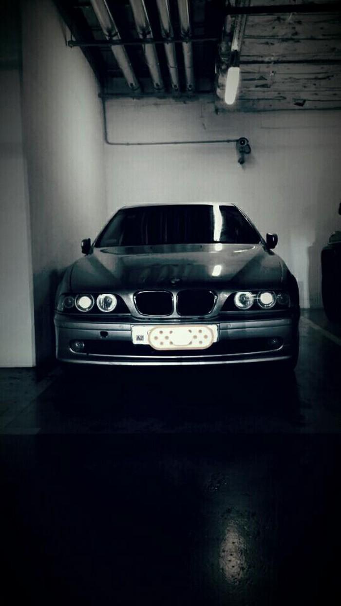 BMW 520 2001. Photo 1