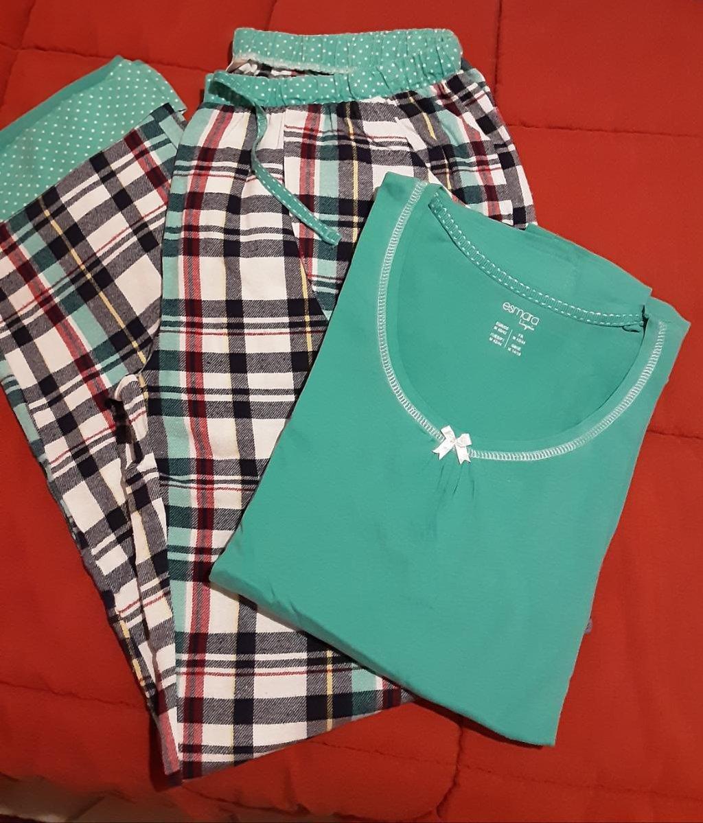 Γυναικείες πυτζάμες, size L, ελάχιστα φορεμένες, άριστη κατάσταση