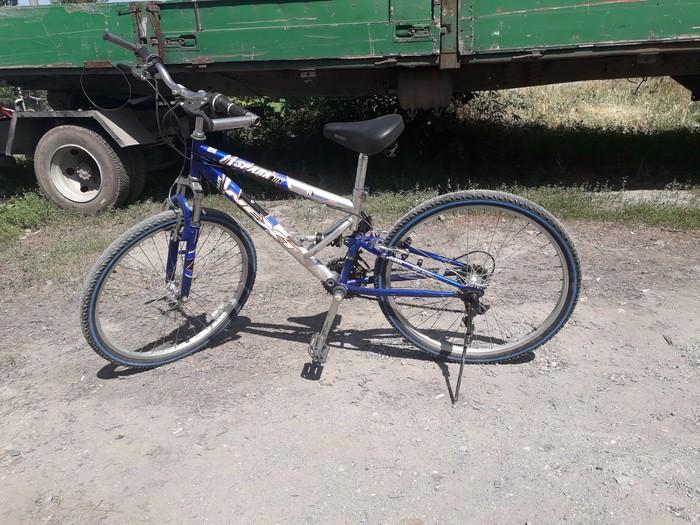 Велосипед из Кореи. Photo 0