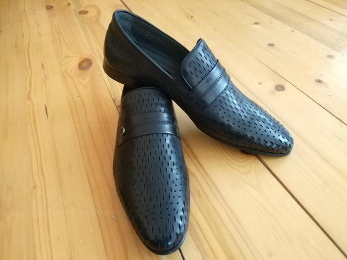 Turk istehsalı Lui Borbetti firmasının ayaqqabıları