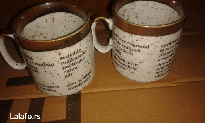 Unikatne soljice kupljene u francuskoj kao suvenjir za sve ostalo - Cuprija