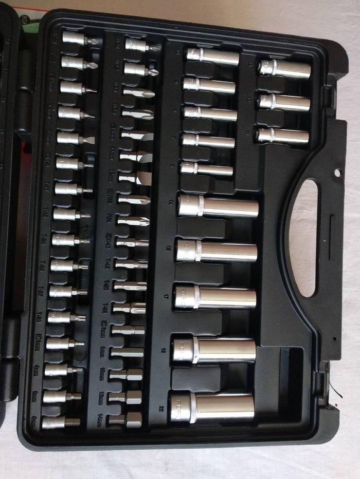 Ostali instrumenti - Pirot: Gedore force profi 94 dela made in taiwan. Alat vrhunskog kvaliteta