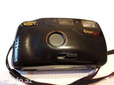 FOTOAPPARAT satilir , retro lenta ile iwleyir , ideal veziyyetdedir. Photo 0