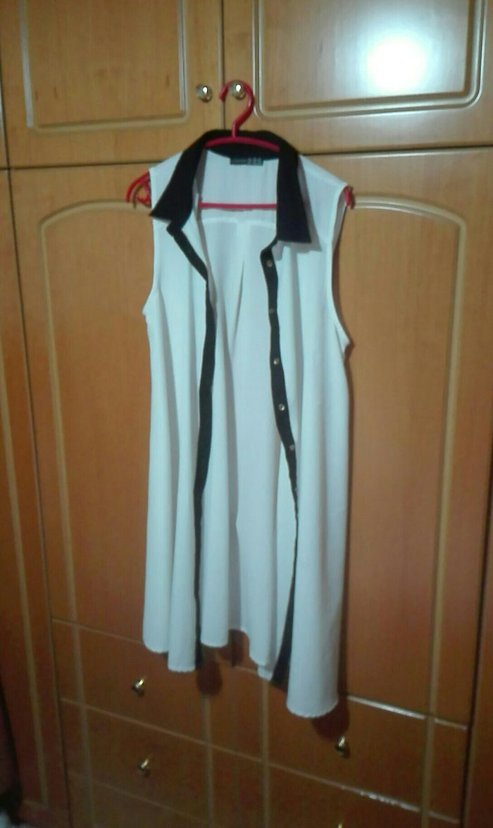 Πουκαμισα λευκή large. Photo 0