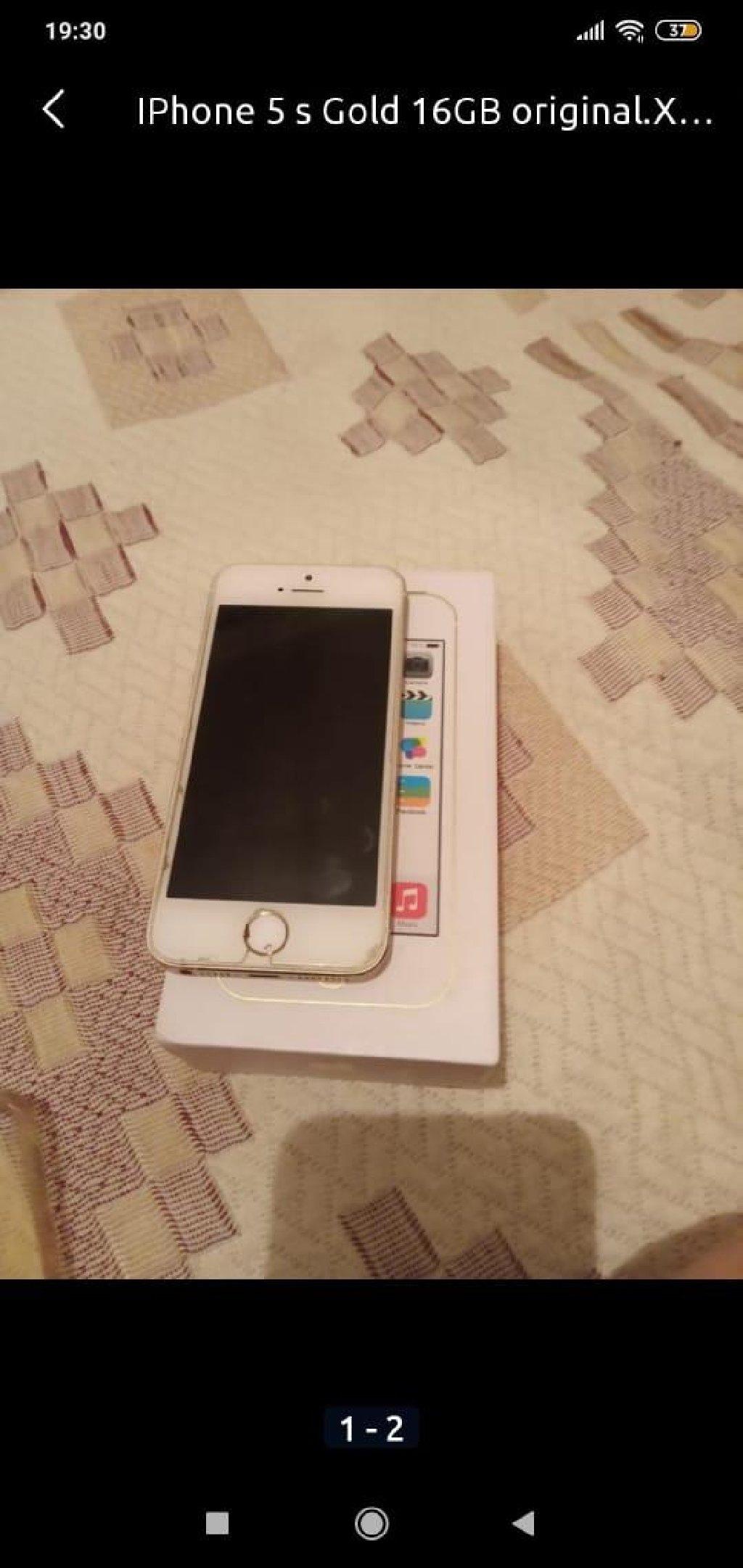Iphone 5 s! Batareyası təzə  dəyisilib