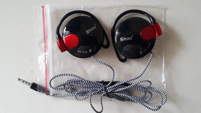 Žičane slušalice sa pletenim kablom - Beograd
