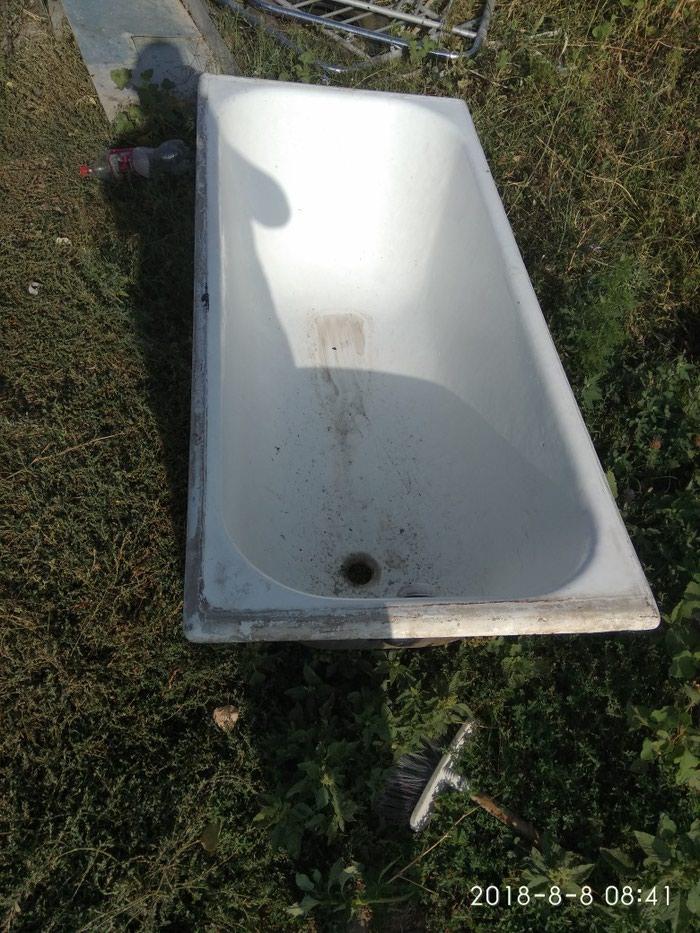 Ванна чугунное без сарапины в Бишкек