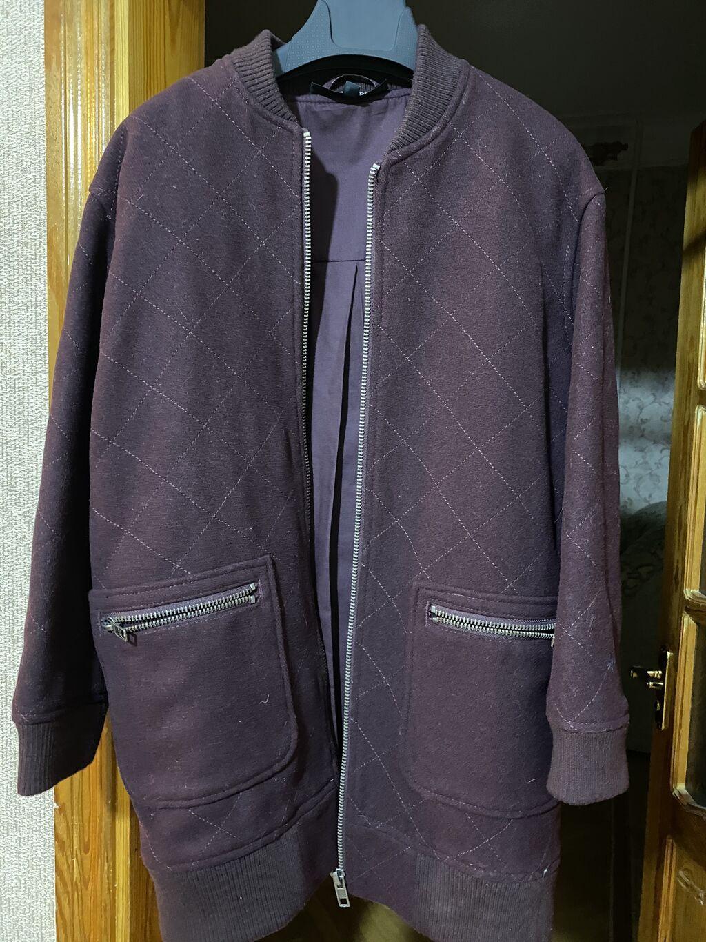 Topshop palto,ideal vezyetde S-M olcusu