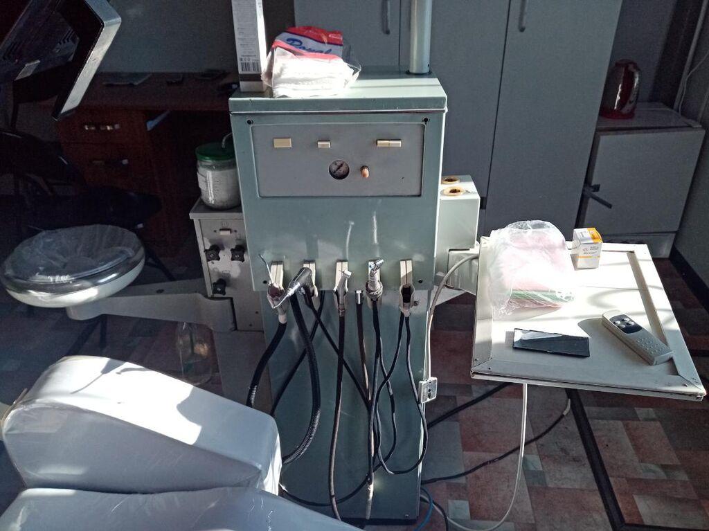 Стоматологический кресло сатылат арзан баада чалгыла