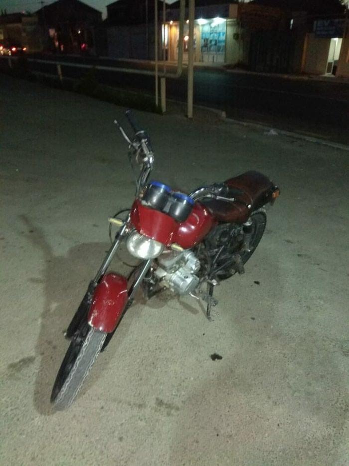 Bakı şəhərində Motosiklet150