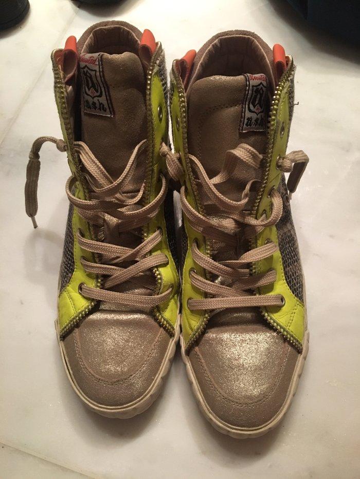 Παπουτσια Ash αγορασμενα απο το Fratelli Karida 250€.Νουμερο 41,φορεμε σε Πεύκα
