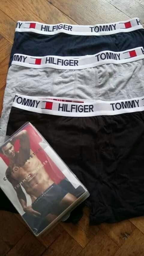 TOMMY HILFIGER BOKSERICE EXTRA KVALITET S-2XL. Photo 1