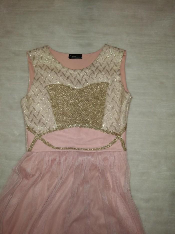 Платье, 1 раз одевала. размер S-M. . Photo 6