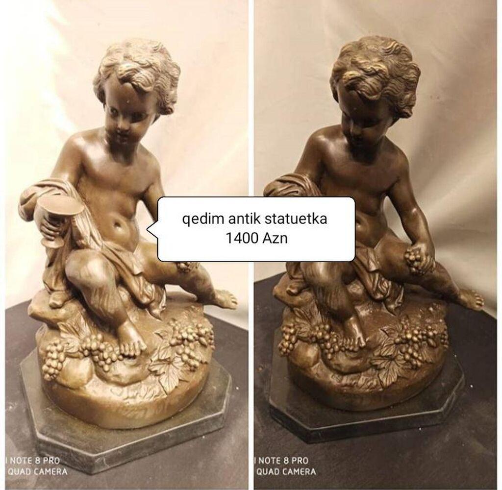 Qedim Antik Statuetka