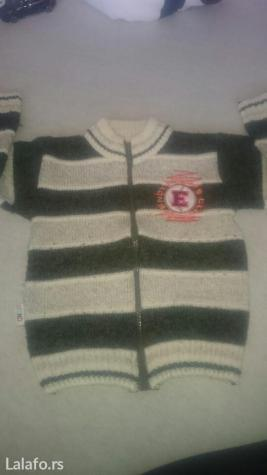 Džemper za dečaka, par puta nošen - Pozarevac