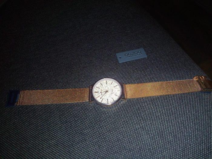 Ρολόι γυναικείο αυθεντικό OOZOO, ολοκαίνουργιο!. Photo 0