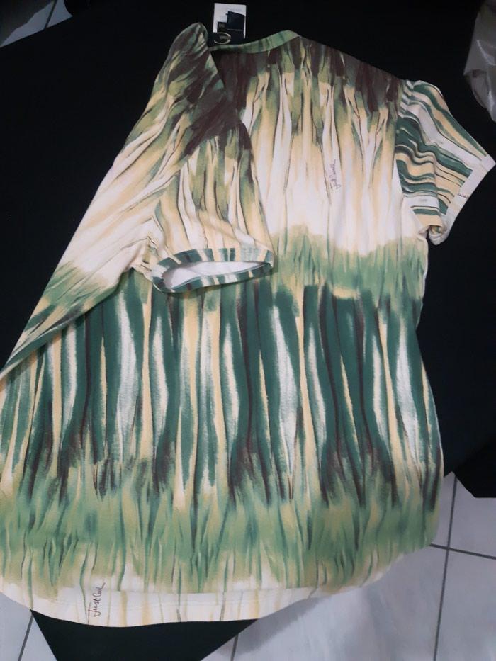 ΚΟΝΤΟΜΑΝΙΚΕΣ ΜΠΛΟΥΖΕΣ Just Cavalli(size:L) 50€ Η ΜΙΑ.. Photo 2