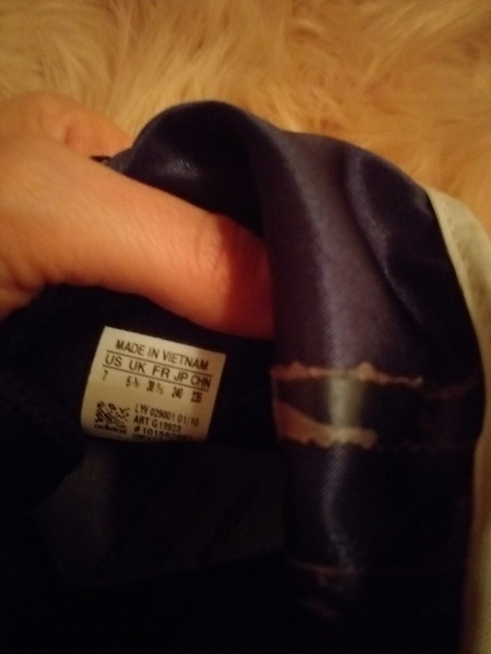 Original adidas patike 38br bez tragova nosenja. Photo 3