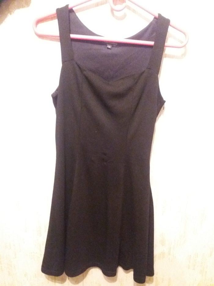 4b7af2e8c Модное чёрное платье, новое за 350 KGS в Бишкеке: Платья на lalafo.kg
