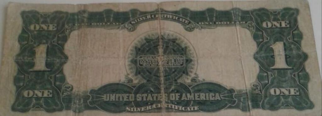 1899-cu ilin 1 silver dolları. Qiymət razılaşma yoluyla