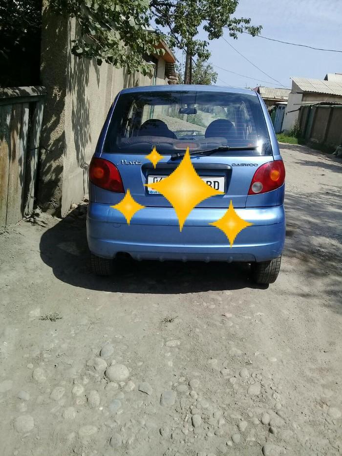 Daewoo Matiz 2006. Photo 0