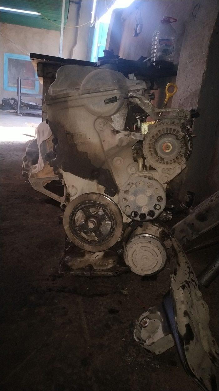 Двигатель Тойота королла (ист) 2001г. 1.5 vvti автомат. Photo 3