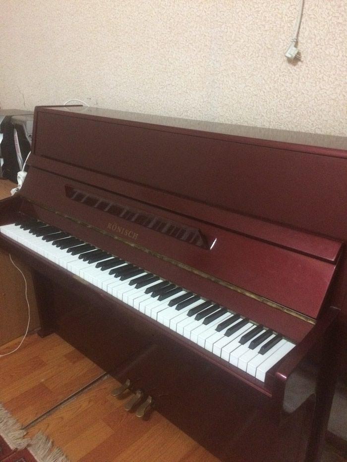 Продаётся хороший рабочем состояние пианино.. Photo 0