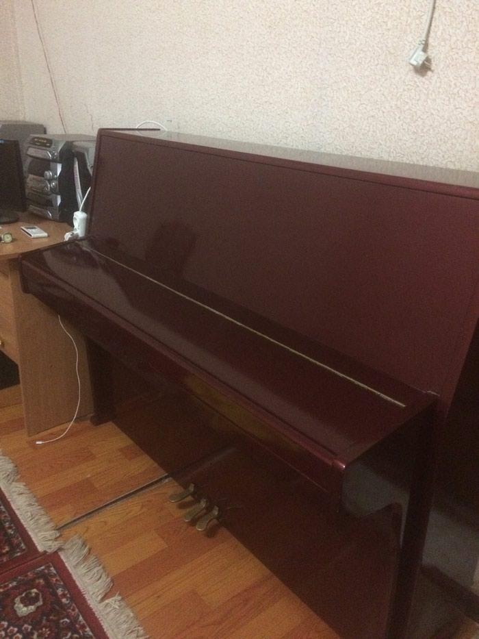 Продаётся хороший рабочем состояние пианино.. Photo 1