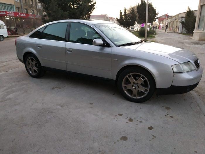 Audi A6 1999. Photo 0