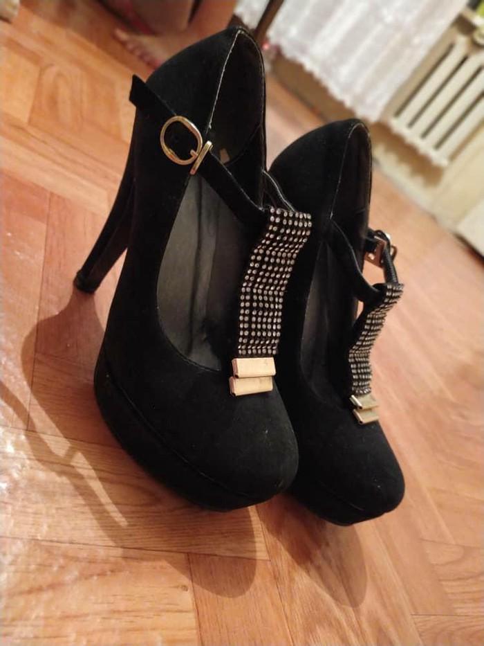 Каблук , туфли размер 37. Photo 2